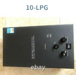 12/16/18 LPG Tankless Gas Hot Water Heater Camping Instant Propane Water Heater