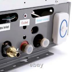 12L 24kw Instant Hot Water Heater Gas Boiler Tankless LPG Propane