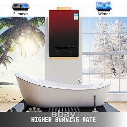 12L 36KW Hot Water Heater Gas Lpg Propane Tankless Instant Boiler Shower