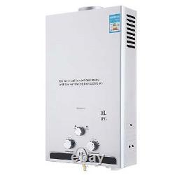 16L 32kw Instant Hot Water Heater Tankless Gas Boiler LPG Propane