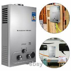 18L 36kw Instant Hot Water Heater Tankless Gas Boiler LPG Propane UK STOCK