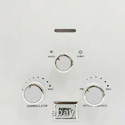 18L LPG Propane Gas Tankless Instant Hot Water Heater Boiler LED Digital Display