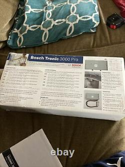 Bosch Tronic 3000 US3 Electric Tankless Water Heater 7736500685 Instantaneous
