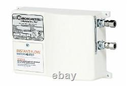 Chronomite Instant-Flow SR15L/120 Tankless Hot Water Heater. 15 Amp, 120 volt