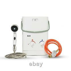 Eccotemp CE-L5 Portable Tankless Water Heater, 30 mbar