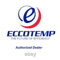 Eccotemp FVI12 Liquid Propane Gas Indoor Tankless Manual Water Heater 4.0 GPM