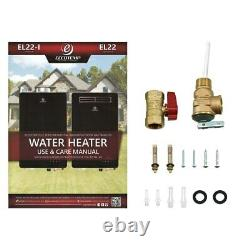 Eccotemp Tankless Water Heater EL22 Outdoor Natural Gas 6.8 GPM US Seller