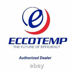 Eccotemp i12 Propane Gas Automatic Control Tankless Water Heater Indoor 4 GPM