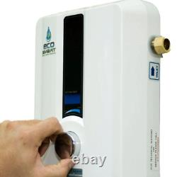 Eco 11 tankless electric water heater 13 kw 240 v