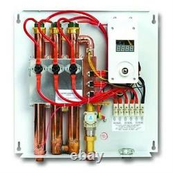 Eco 24 Electric Tankless Instant On-demand Hot Water Heater