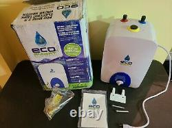 EcoSmart Electric Point of Use Tankless Instant Hot Water Heater 120v 2.5 Gallon