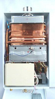 Excel Pro LPG PROPANE 6.6 GPM Tankless Gas Water Heater Whole House Hydronic