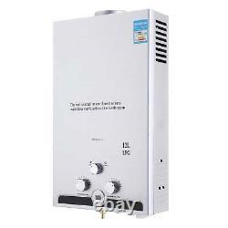 Hot Water Heater Instant Tankless Gas Boiler 12L 24kw LPG Propane