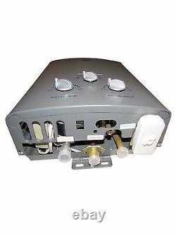 IHeat AGL-5 Drakken 1.4 GPM Portable Liquid Propane Tankless Water Heater