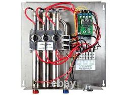 IHeat AHS-27D 27kW Electric Tankless Water Heater Whole House App Drakken 240V