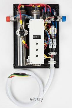 IHeat M-12 12.4kW POU Electric Tankless Water Heater Drakken 220V