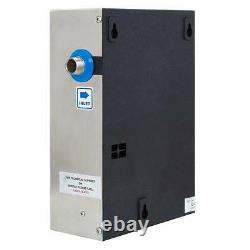 IHeat S-9 41A 8.9 kW Electric Tankless Water Heater ASTM Stainless Steel 220V