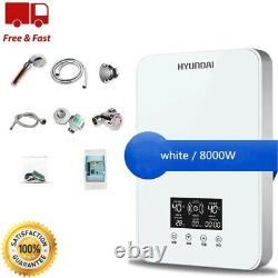 Instant Electric Hot Water Shower Heater Head Tankless Bath Household Use System