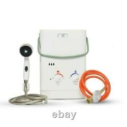 KEEWAYECCOTEMP L5 PORTABLE TANKLESS GAS HOT WATER HEATER 30mbar