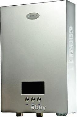 Marey Electric Tankless Water Heater, ECO180 220/240V 18kW. Fast, Free shipping