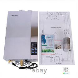 Marey GA14CSANG 3.7 GPM Natural Gas Tankless Water Heater CSA US Canada Approve