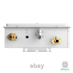Marey GA20CSANG 6.87 GPM Natural Gas Tankless Water Heater CSA US Canada Approve