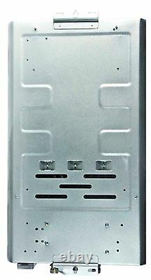 Marey Natural Gas Tankless Water Heater, 10L Digital Panel. Fast, Free Shipping