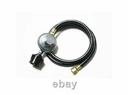 Marey Portable LP Propane Tankless Water Heater, Showerhead GA5PORT. Free ship