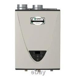 New AO Smith Premier GT15-340-NI 8-GPM Indoor Tankless Natural Gas Water Heater