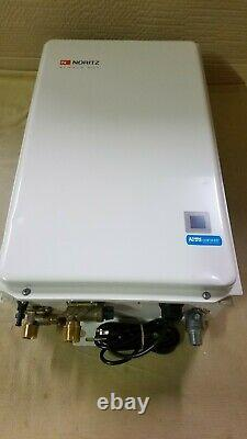 Noritz NRC661-DV-NG Indoor Condensing Tankless Water Heater 6.6GPM