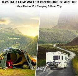 Portable Tankless Outdoor Gas Shower Water Heater Hose Camping Propane Garden