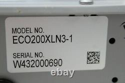 Rheem ECO200XLN3-1 Outdoor Natural Gas Tankless Water Heater For Parts/Not Worki