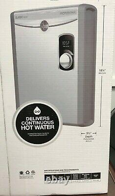 Rheem RTEX-18 Tankless Electric Water Heater
