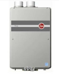 Rheem RTGH-95DVLN-1 9.5 GPM Indoor Direct Vent Tankless Natural Gas Water Heater