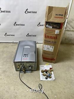 Rinnai RL75iN Tankless Water Heater Natural Gas REU-VC2528FFUD-US(A)-N Y-5