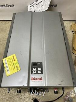 Rinnai RU199iN Tankless Water Heater Natural Gas REU-N3237FF-US-N GL1A19 Y-5