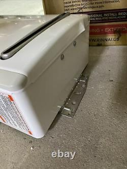 Rinnai V53DeN Tankless Water Heater Natural Gas REU-AM1620WD-US-N 120k BTU S-2