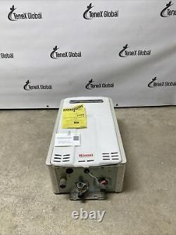 Rinnai V65e Tankless Water Heater Natural Gas REU-VC2025W-US Q-35