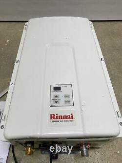 Rinnai V65iN Tankless Water Heater Natural Gas REU-VC2025FFU-US-N HHRA15 Y-8