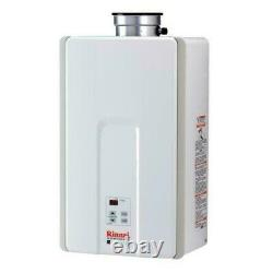 Rinnai V75iN High Efficiency7.5 GPM180,000BTU Natural Gas Tankless Water Heater