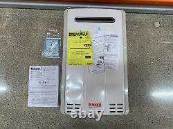Rinnai V94e Tankless Water Heater 199,000 BTU NATURAL GAS Error Code 11 (#18)