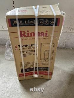 Rinnai V94eN Outdoor Tankless Water Heater Natural Gas 199,000 BTU (S-19 #214)