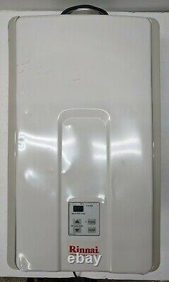 Rinnai V94iP Internal Whole House Liquid Propane 9.8 GPM Tankless Water Heater