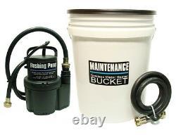Tankless Water Heater Flush, Descaling Kit, Quietside, Bradford White, Richmond