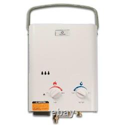 Water Heater Hot Tankless Portable Electric Shower Instant Propane Bathroom NEW