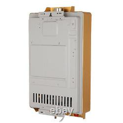 12l Tankless Lpg Propane Liquid Propane Hot Water Heater Boiler Instant 36kw