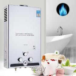 16l 32kw Instant Hot Water Heater Gas Boiler Tankless Lpg Propane
