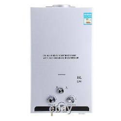 18l 36kw Instant Hot Water Heater Gas Boiler Tankless Lpg Propane