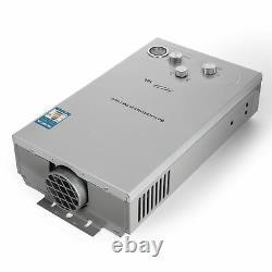 18l 36kw Instant Hot Water Heater Gas Boiler Tankless Lpg Propane Shower Kit