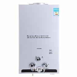 32kw 16l Gaz Gpl Propane Sans Réservoir Chauffe-eau Chaude Instantanée Chaudière Royaume-uni